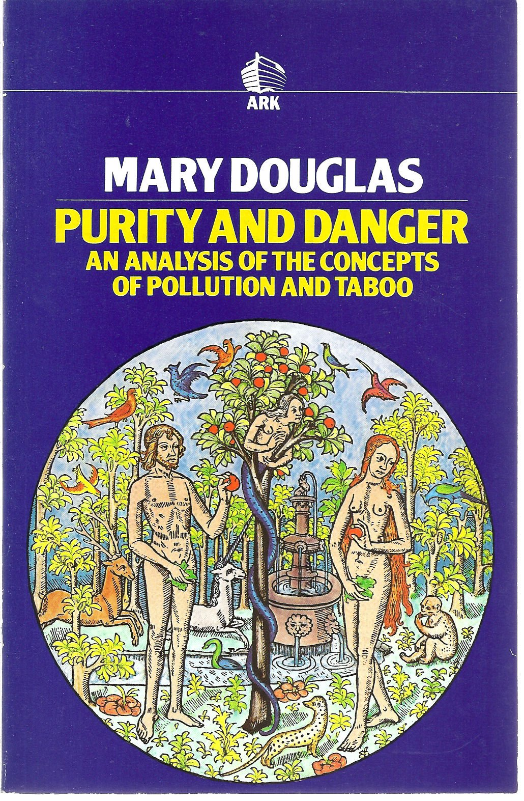 Purity and Danger: An Analysis of the Concepts of Pollution and Taboo:  Professor Mary Douglas: 9780744800111: Literature: Amazon Canada