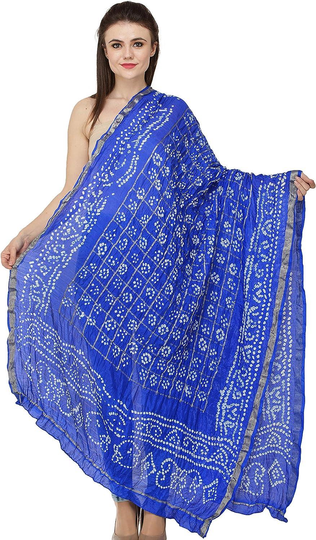 Exotic India Bandhani...