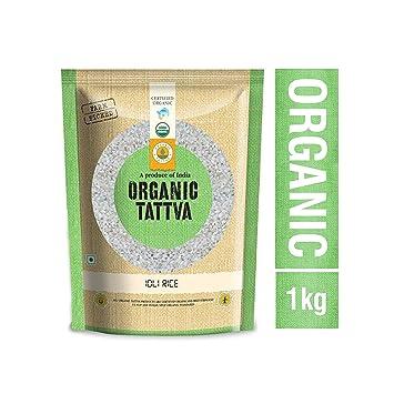 Organic Tattva Idli Rice, 1kg