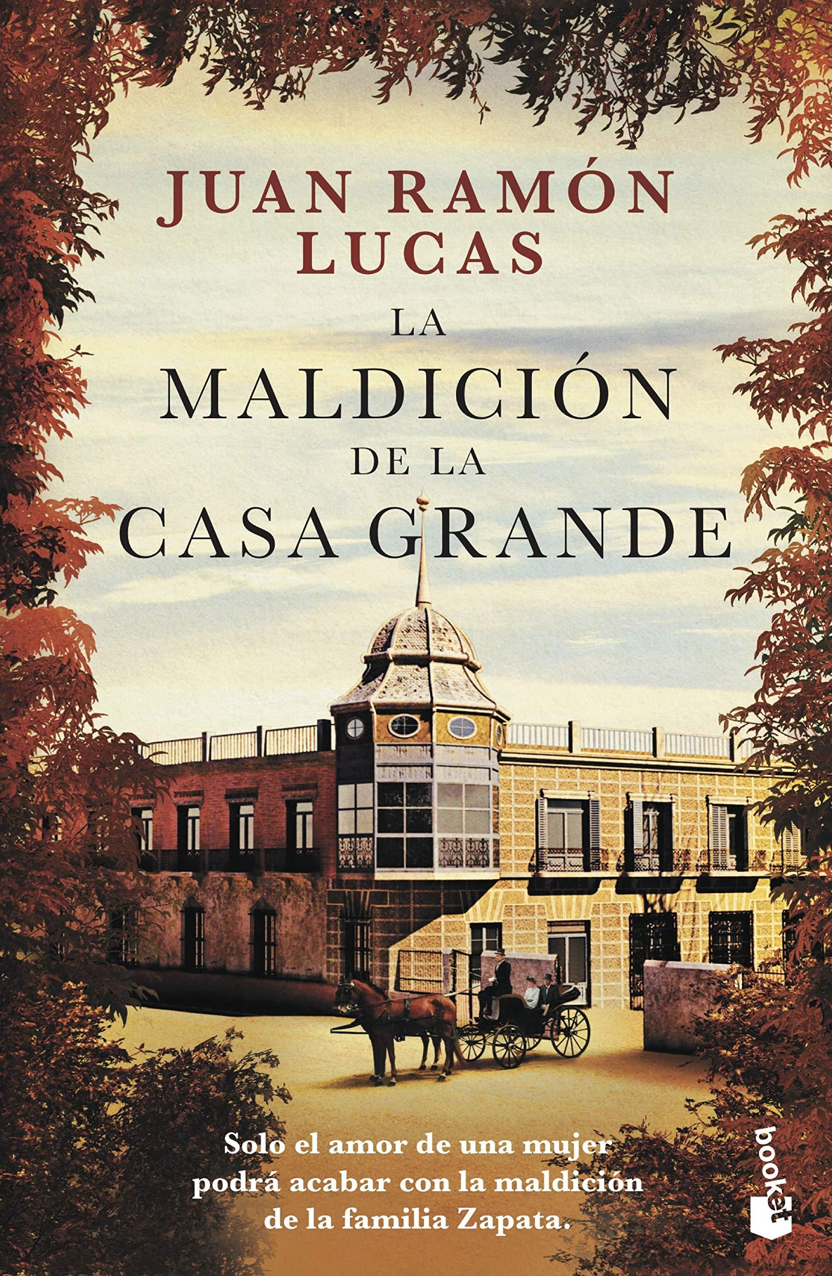 La maldición de la Casa Grande (NF Novela): Amazon.es: Lucas ...