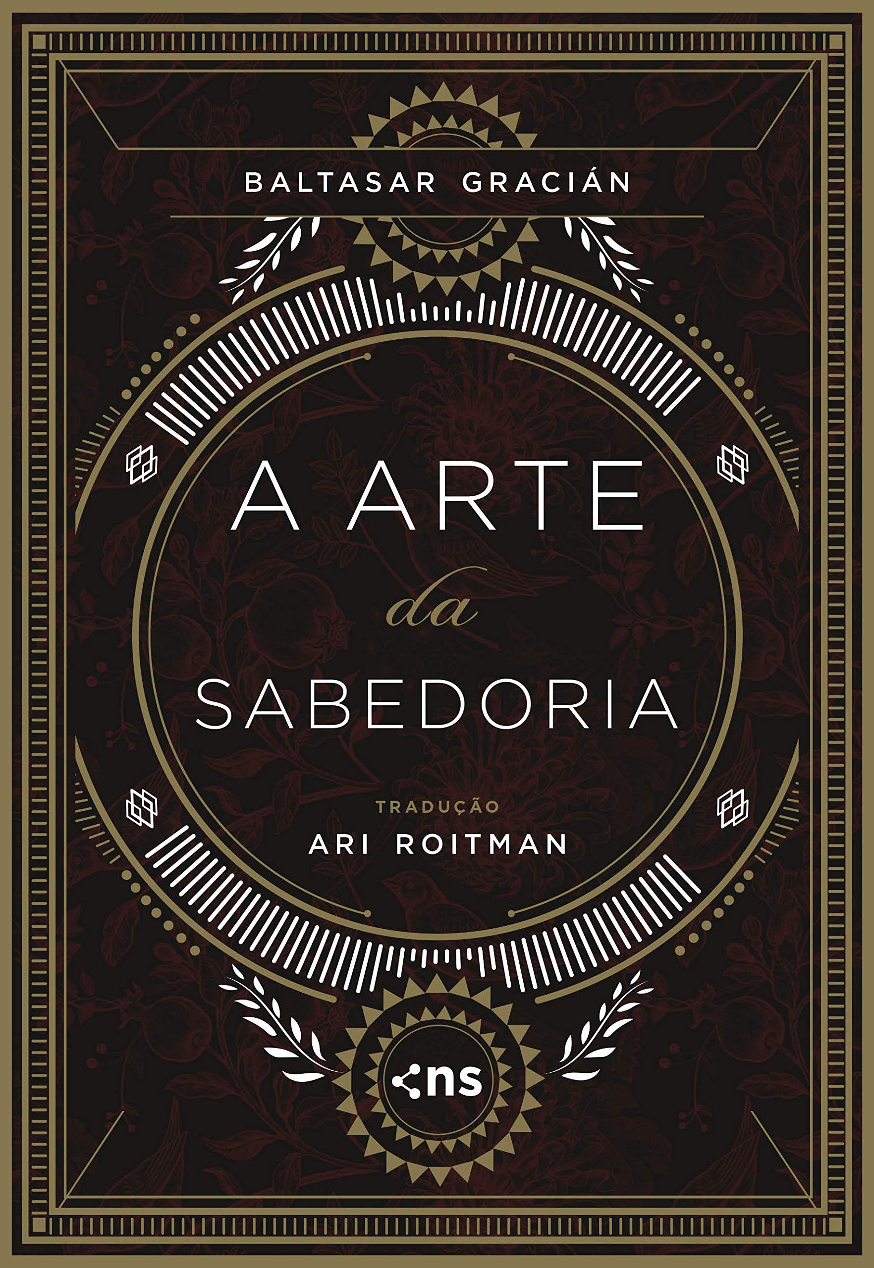 Livro 'A Arte da Sabedoria' de Baltasar Gracián