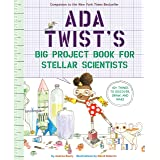 Ada Twist's Big Project Book for Stellar Scientists (The Questioneers)