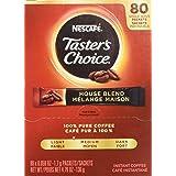 Premium Instant-Coffee Single-Serve Sticks, Original Blend, .06oz, 80/Box