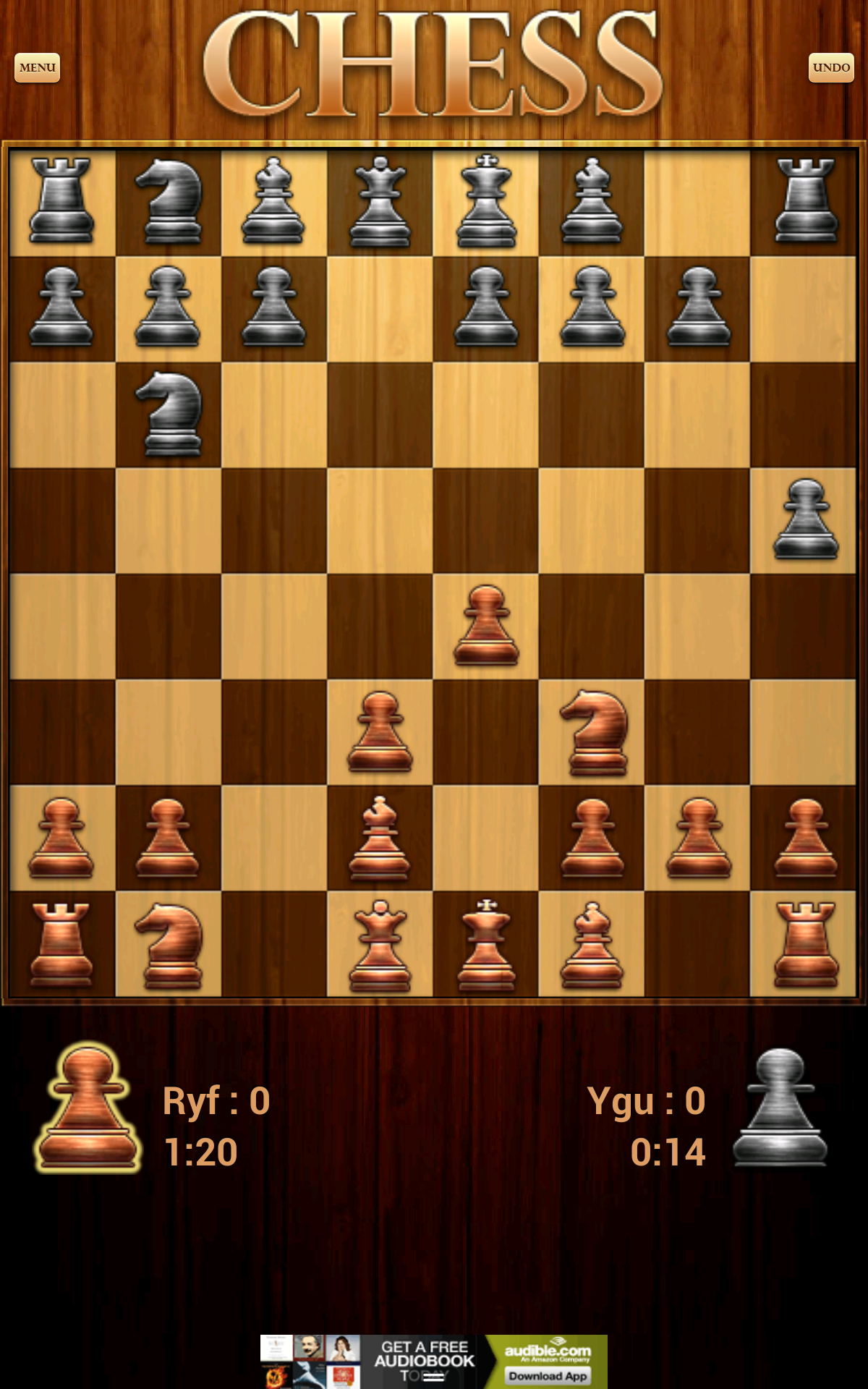 chess game for tablet free download