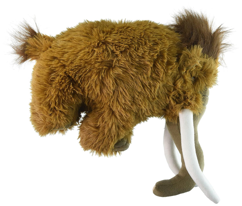 Amazon Com Fiesta Toys Exotic Dinosaur Plush 11 Wooly Mammoth