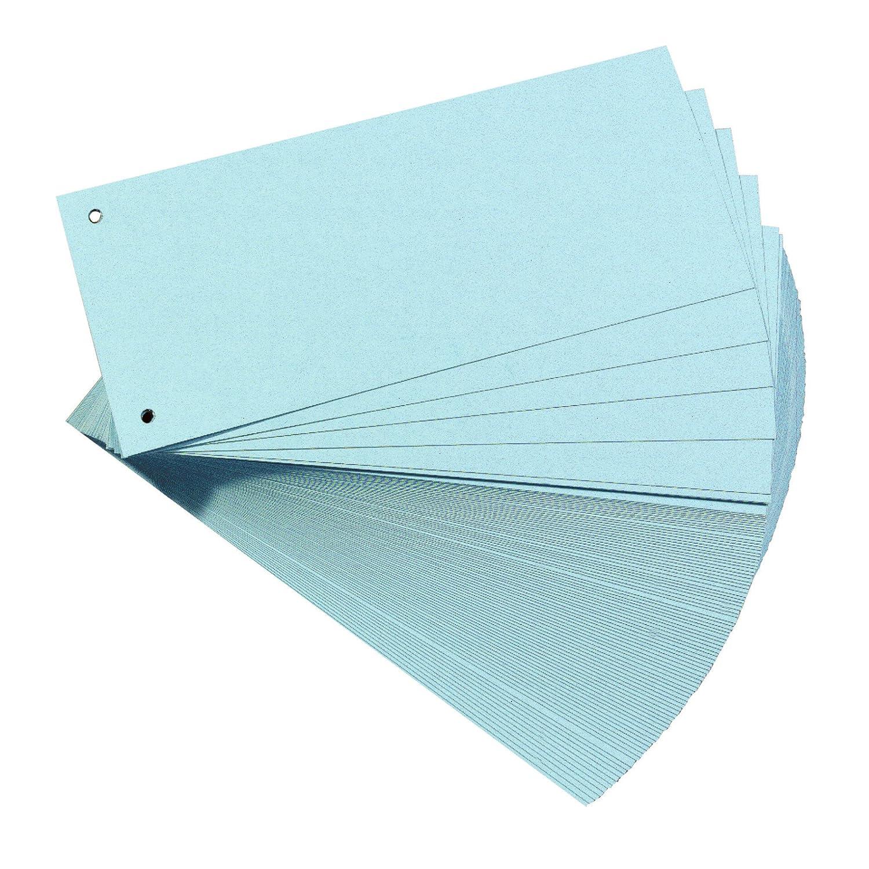 Falken –Divisori in cartoncino Premium - confezione da 100 bianco 11286622