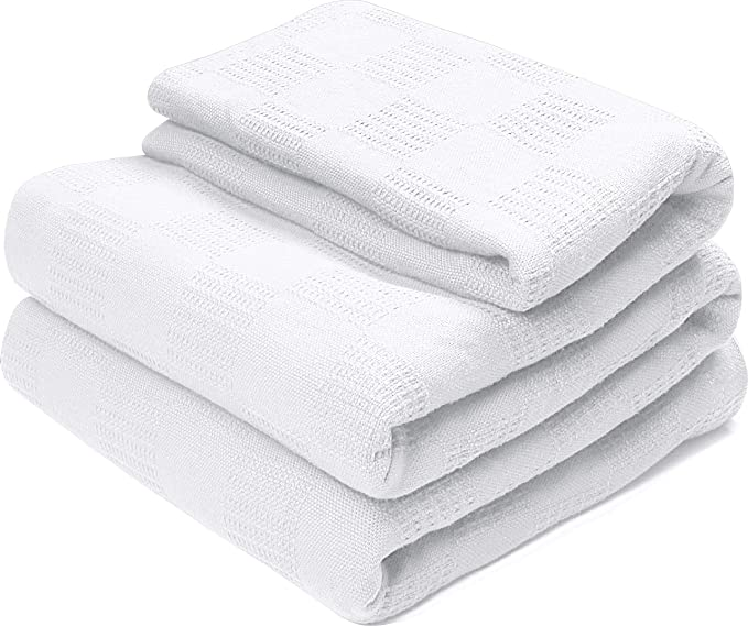 Utopia Bedding Summer Cotton Blanket - Affordable and Breathable
