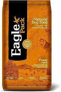 Eagle Pack Natural Dog Food Power Adult
