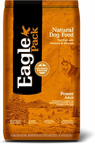 Eagle Pack Natural Dog Food Power Adult