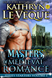 Masters of Medieval Romance: Series Starters Volume 1 (English Edition)