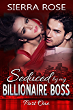 Seduced By My Billionaire Boss - Part 1   (The Billionaire Boss Series)