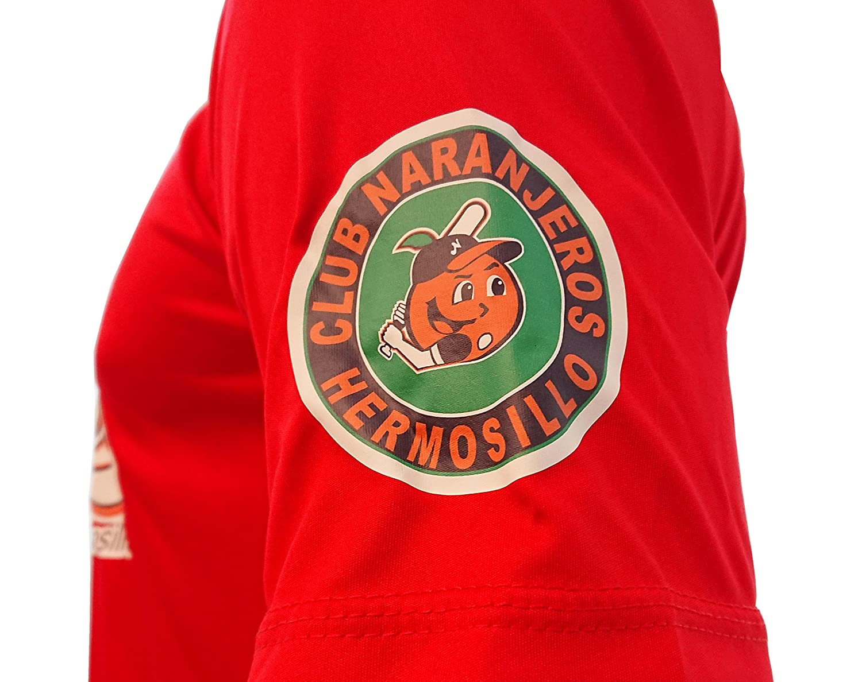 Naranjeros de Hermosillo Fan Jersey Color Orange