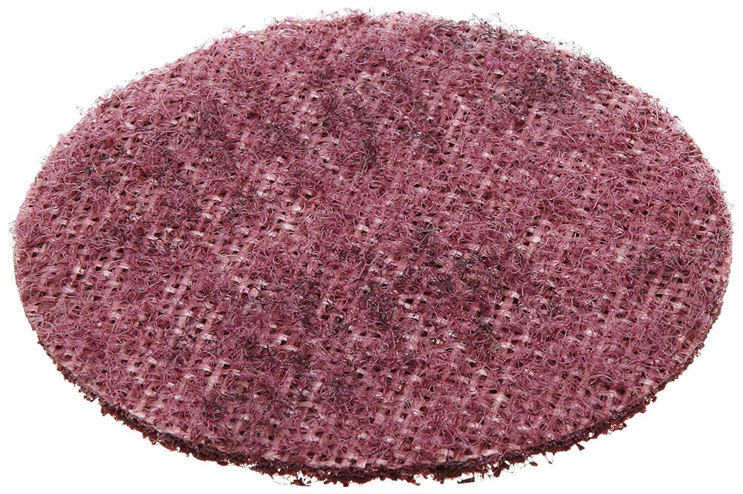 Surface Conditioning Disc TM 3 Diameter Hook and Loop Attachment Scotch-Brite Pack of 100 Aluminum Oxide 3MIA9 SC-DH NH A Medium