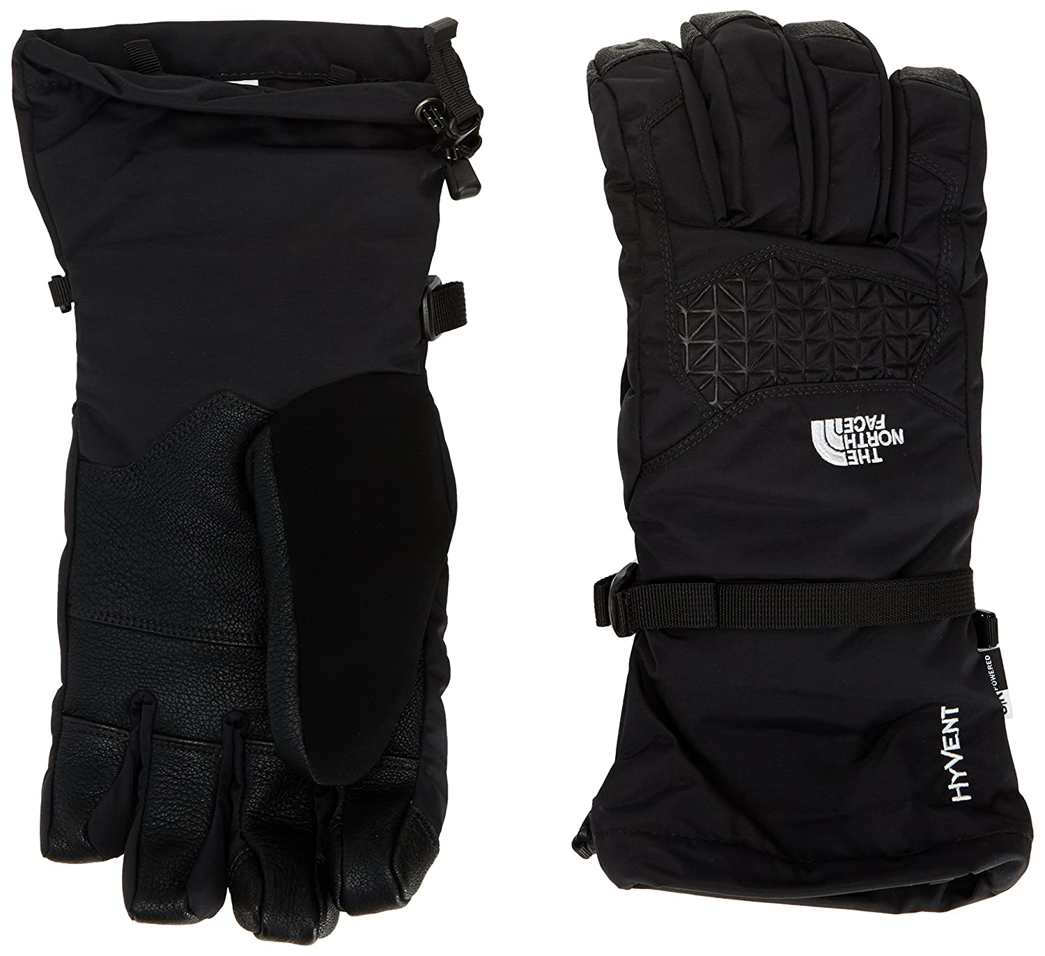 The North Face Men's Men's Etip Facet Glove TNF Black 2 Snowboarding Gloves MD T0A6STJK3