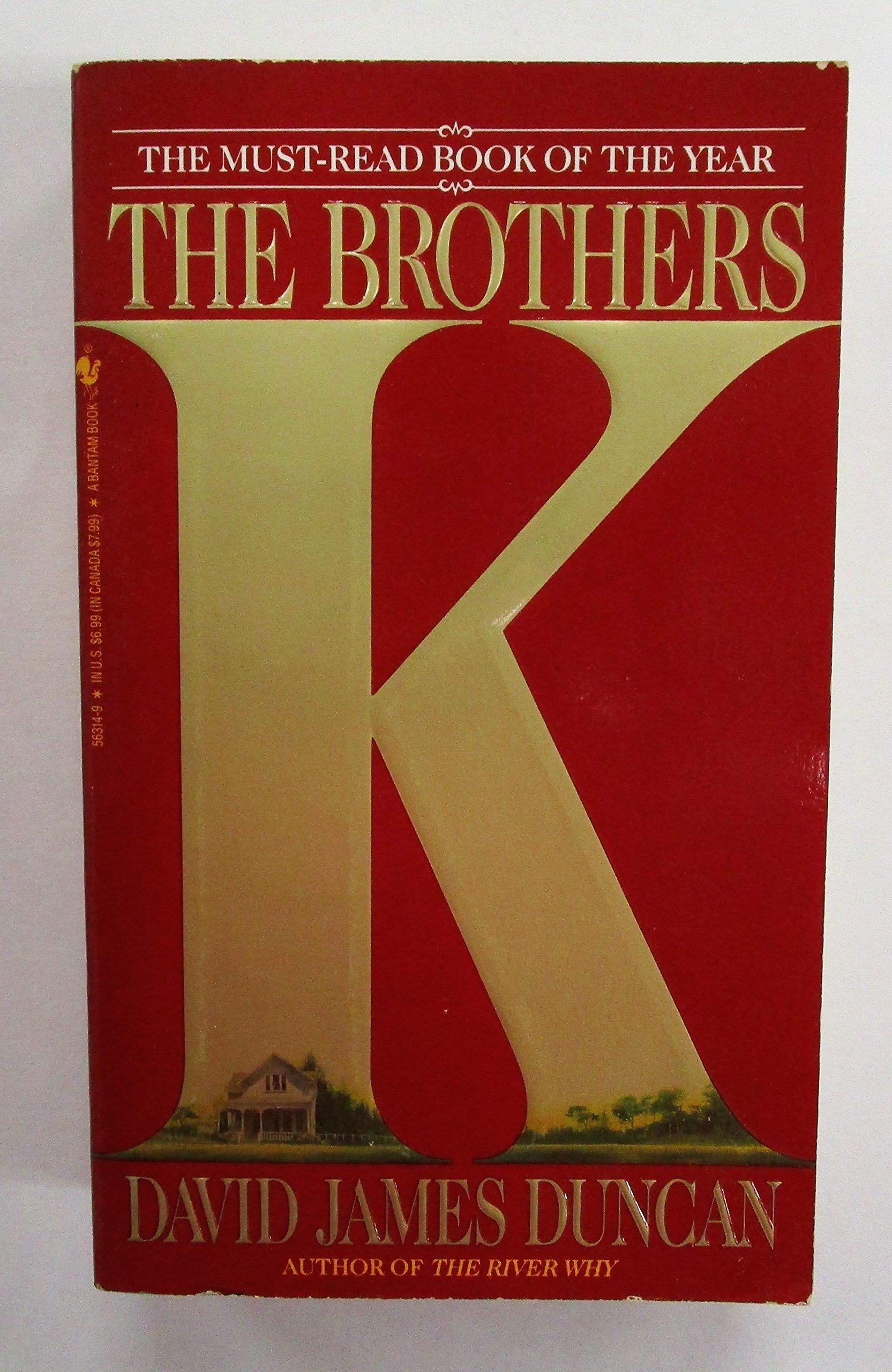 Brothers K, The, Duncan, David James