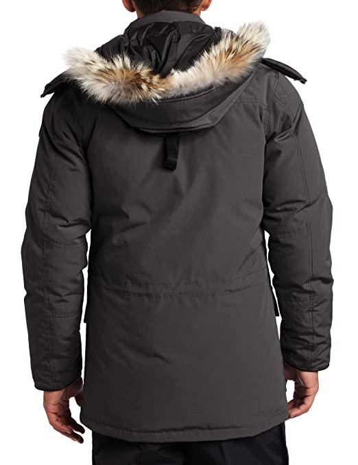 canada goose jacket leaking feathers