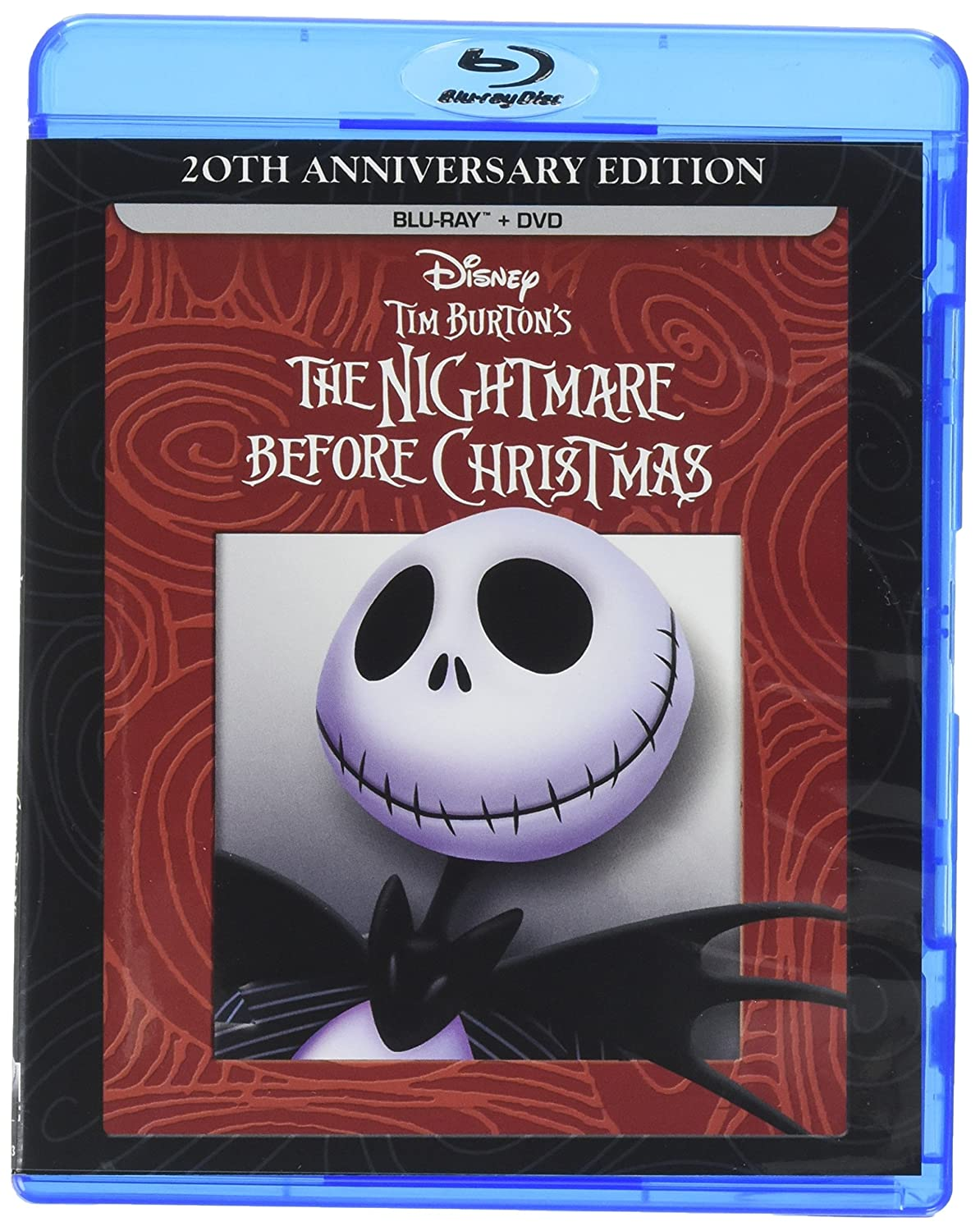 Amazon.com: Tim Burton\'s The Nightmare Before Christmas - 20th ...