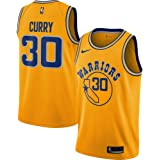 3b6d14446 Outerstuff Youth 8-20 Golden State Warriors  30 Stephen Curry Jersey for  Boys