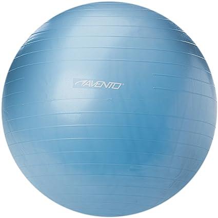 Bola de Gimnasia con Bomba • Ø 65 cm •: Amazon.es: Deportes y aire ...