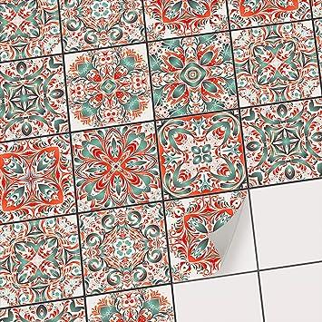 Sticker carrelage Autocollant Mural adhésif | Revêtement adhésif ...