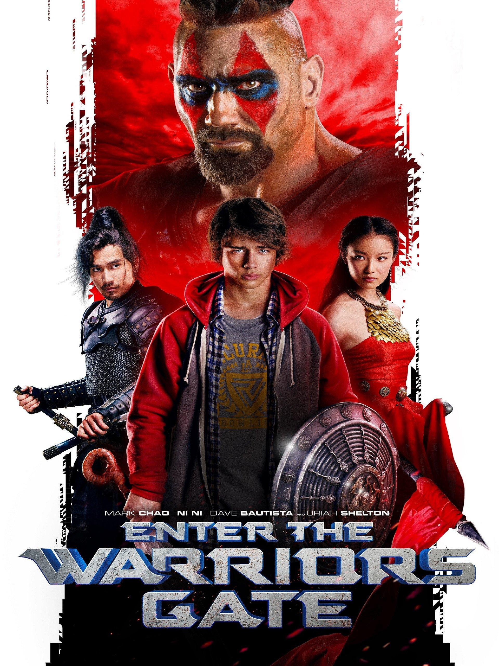 watch enter the warriors gate free online