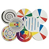 Newton's Colour Wheel Hand Spinner by EHL - Retail Pack