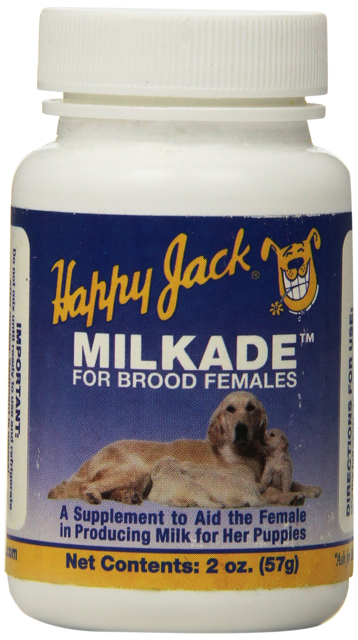 Happy Jack Milkade, 2-Ounce by Happy Jack