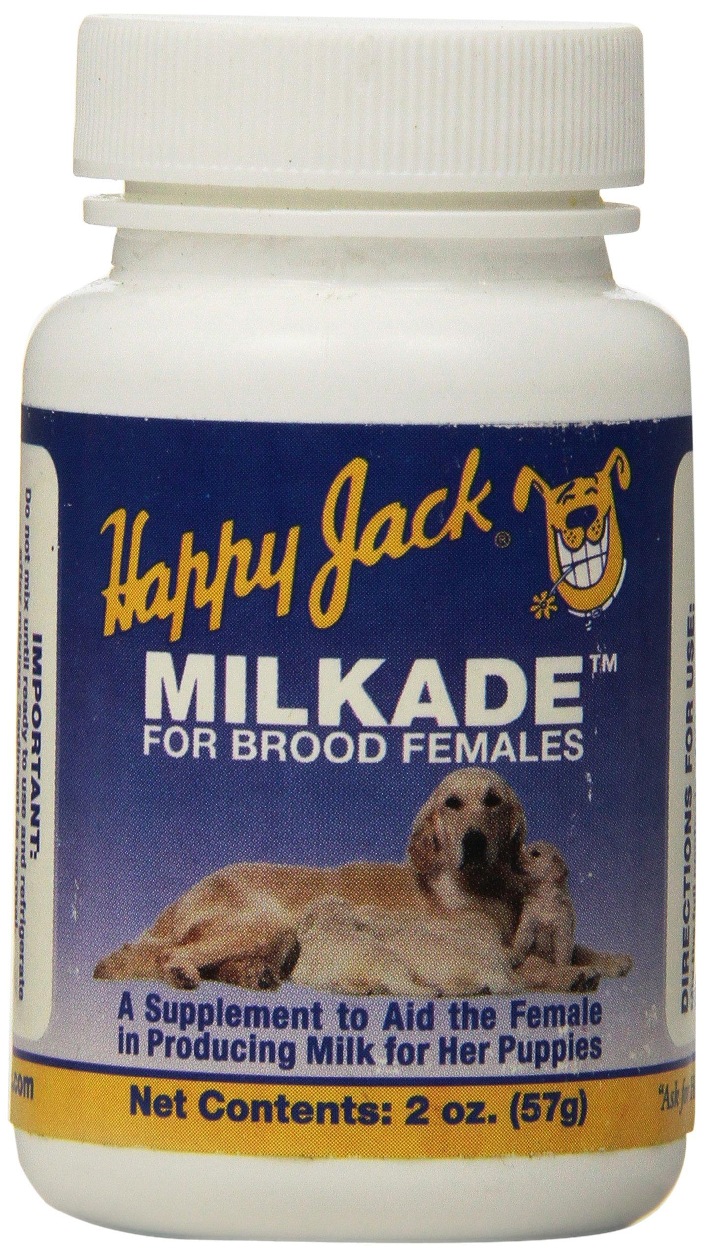 Happy Jack Milkade, 2-Ounce