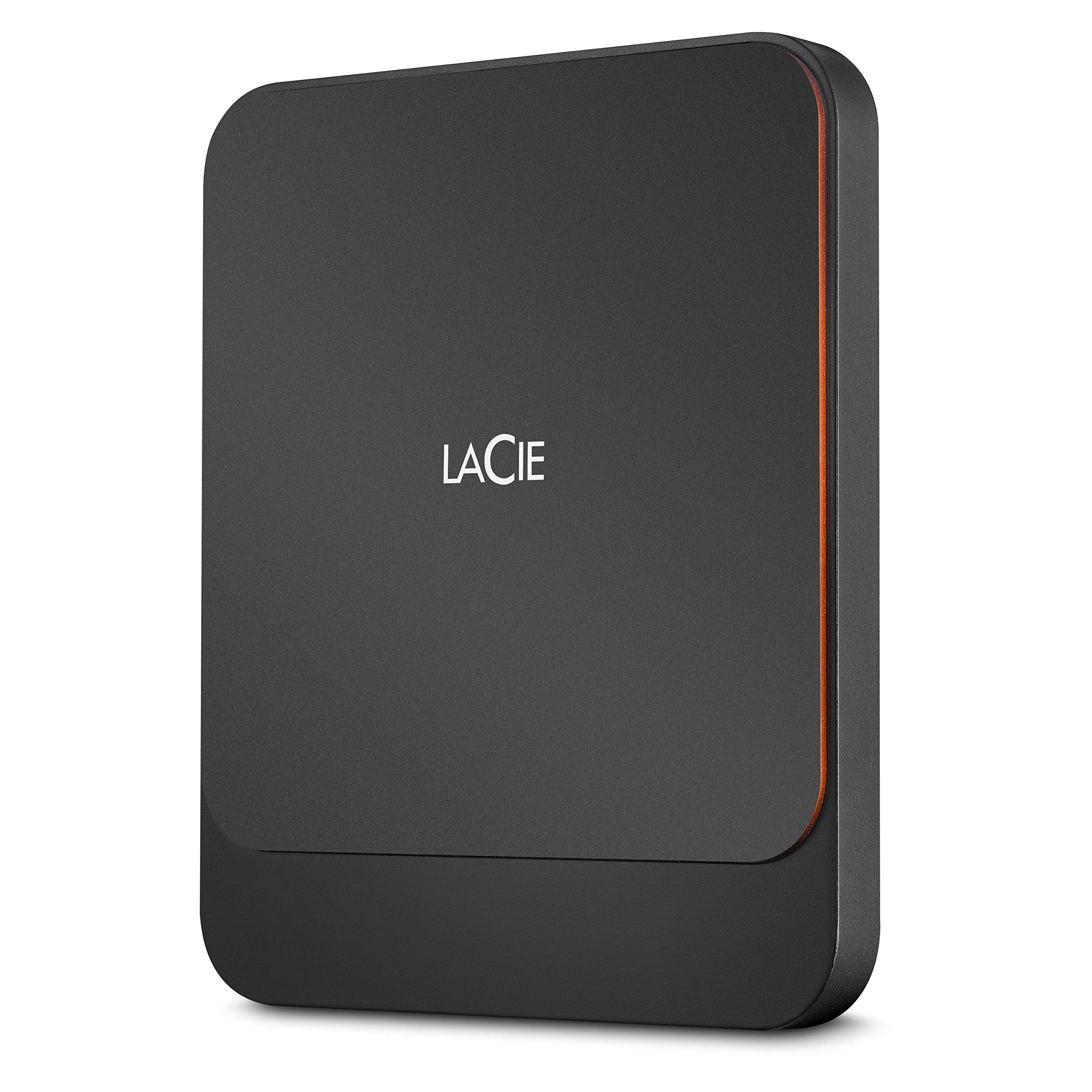 LaCie Portable SSD High Performance External SSD USB-C USB 3.0 1TB STHK1000800