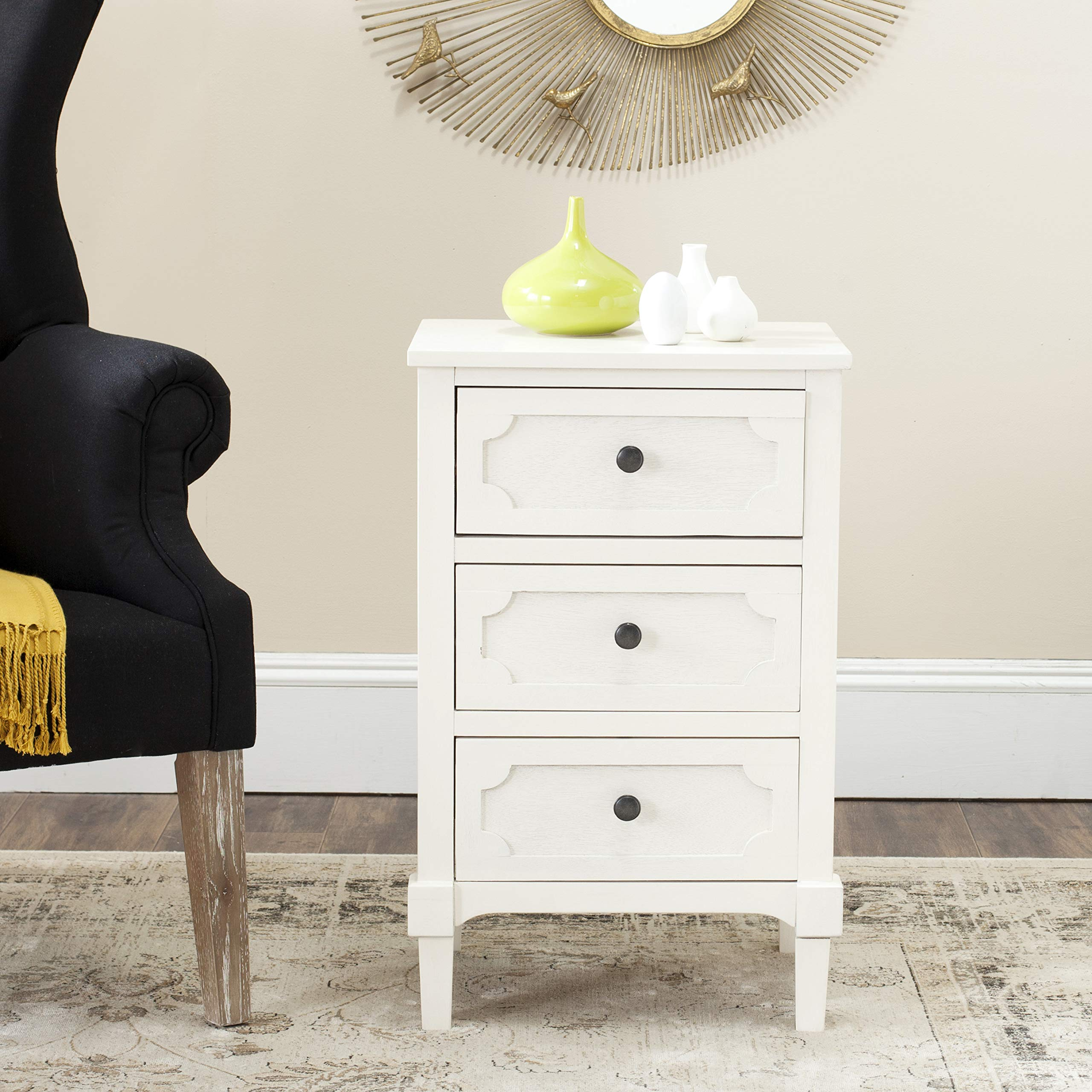 Safavieh American Homes Collection Rosaleen White Side Chest by Safavieh
