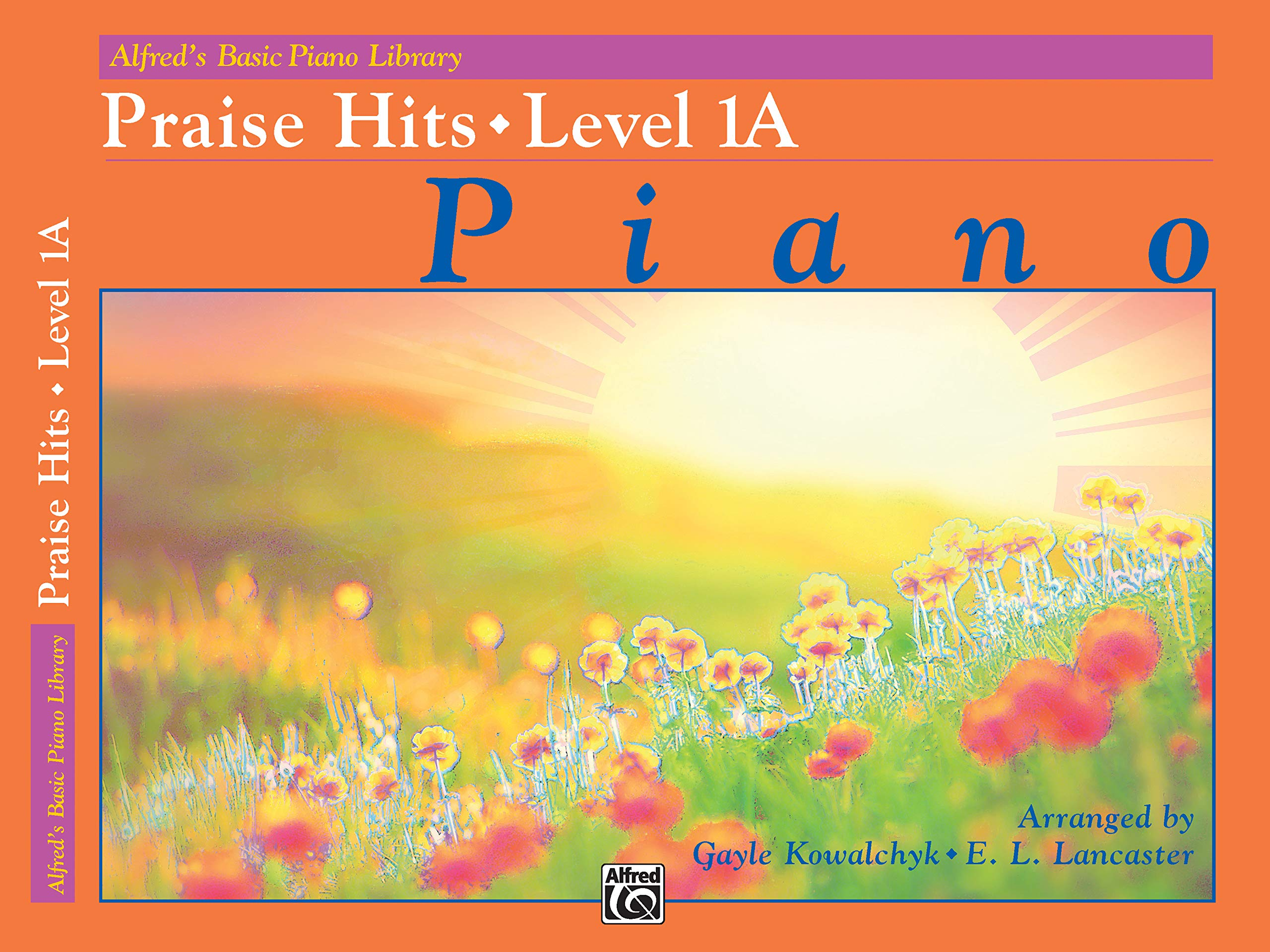 Alfred's Basic Piano Library Praise Hits Bk 1a