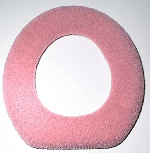 Warm And Fuzzy Toilet Seat Covers Pink
