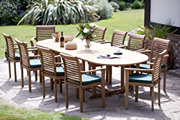 the antibes 10 seater top grade svlk compliant teak set new 2017