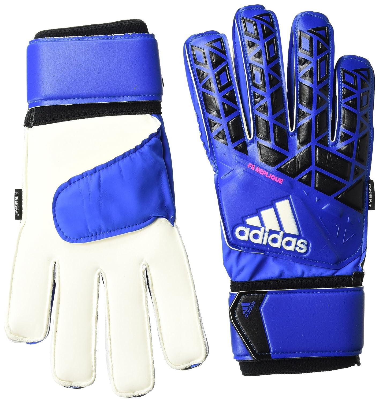 adidas(アディダス) サッカー ゴールキーパー グローブ ACE フィンガーセーブレプリカ BPG80 ブルー×コアブラック×ホワイト(AZ3685) B01MQOKZW5 11