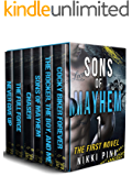 Sons of Mayhem And More: Cocky Biker Forever, The Rocker the Boy and Me, Sons of Mayhem 1, 2, 3, 4