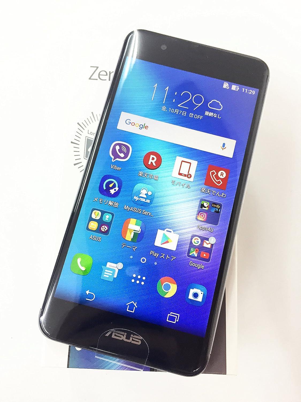 エイスース ZenFone 3 Max グレー ZC520TL-GY16   B01N4M1TV9
