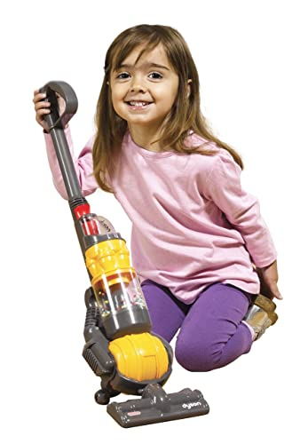 Toy Vacuum- Dyson Ball Vacuum With Real Suction and Sounds #giftideas