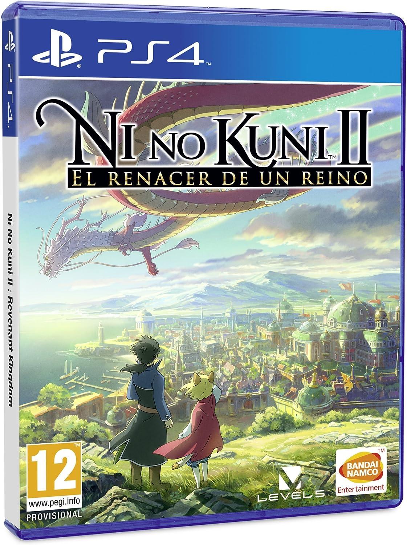 Ni No Kuni II: El Renacer De Un Reino - Estándar
