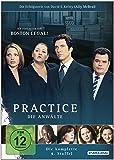 Practice - Die Anwälte, die komplette 4. Staffel [Alemania] [DVD]