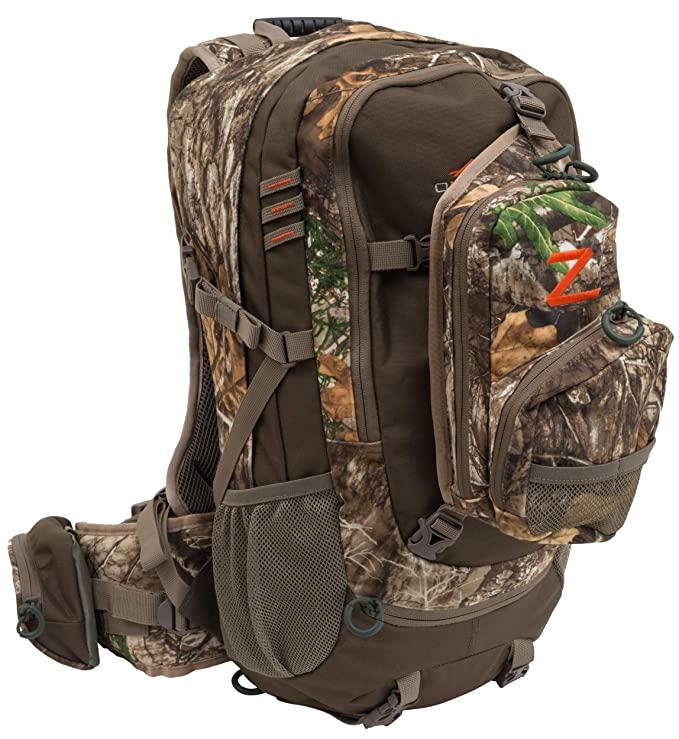 Amazon.com: Alpes outdoorz Crossfire Caza Pack, Camuflaje ...