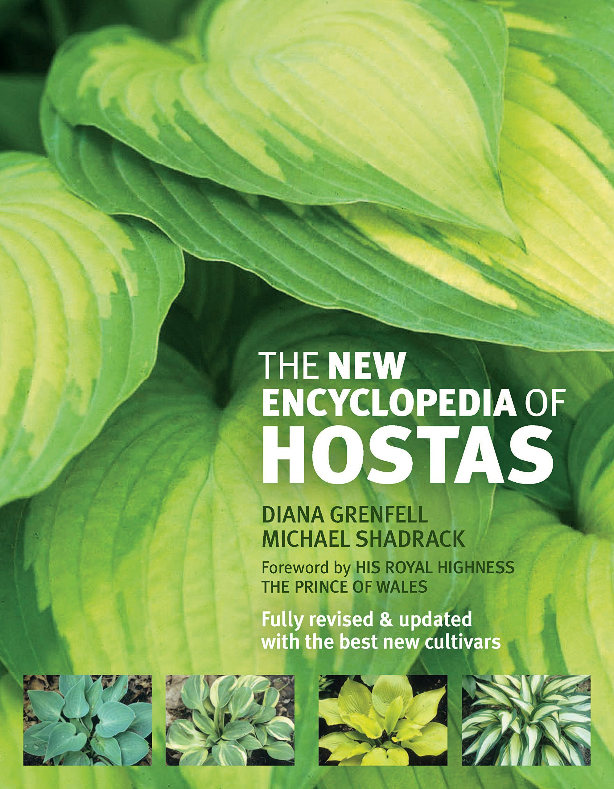 The New Encyclopedia of Hostas