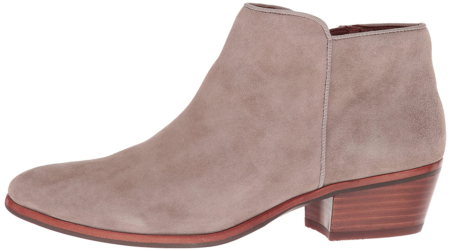 Sam Edelman Women's Petty Ankle Boot B00593P3XW 5 B(M) US|Putty Suede