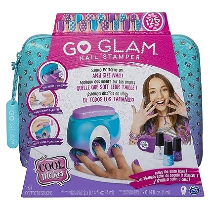 Amazon.com: Cool Maker 6045484 GO Glam - Estampador de uñas ...