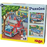 Haba 302759–Puzzle polizia