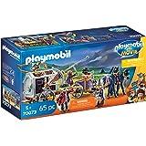 Playmobil 70073 Charlie with Prison Wagon