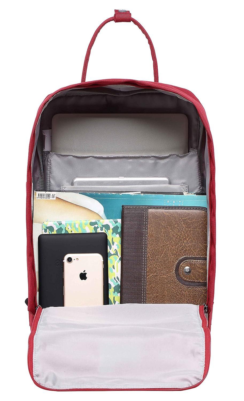 Pure Pleasure Universität Schulranzen Reiserucksack   42x28x12cm     Hält 15,6-Zoll Laptop   Lila B071ZRZJVQ Einkaufstaschen 2c62d9