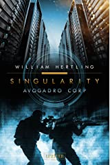 Avogadro Corp.: SciFi-Thriller (Singularity 1) (German Edition) Kindle Edition