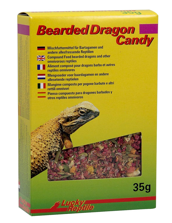 Lucky Reptile Bearded Dragon Candy 35 g, 1er Pack (1 x 35 g) FLB015