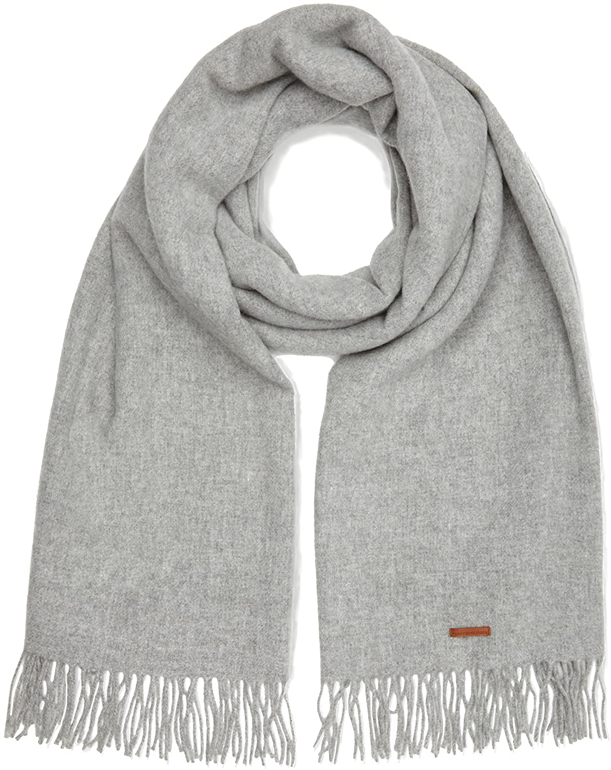 Tommy Hilfiger Damen Schal Lambswool Icon Scarf