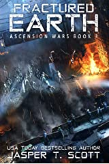 Fractured Earth (Ascension Wars Book 3) Kindle Edition